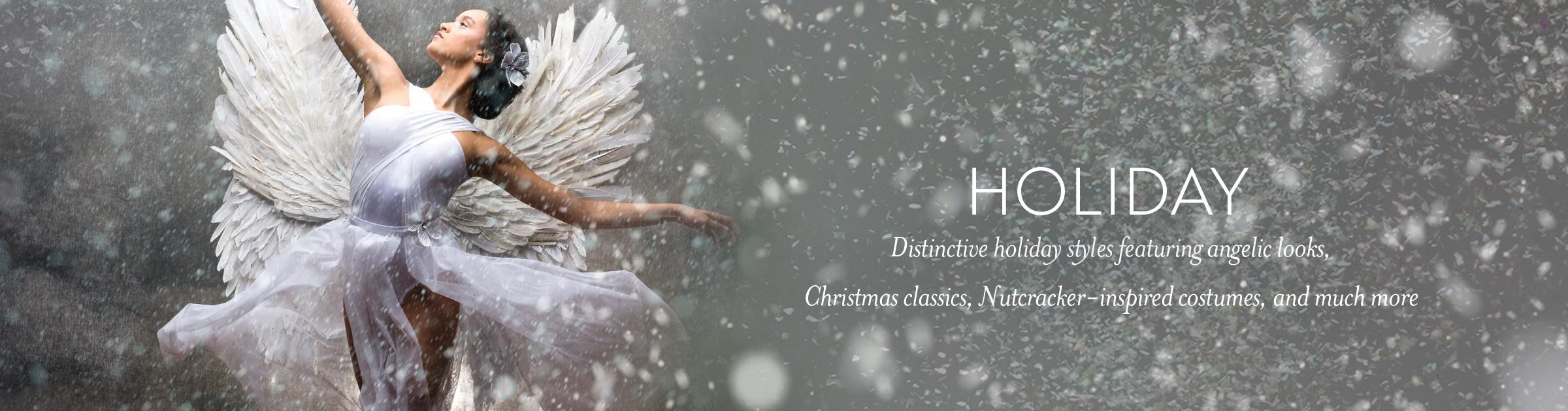 Christmas Dance Recital Costumes
