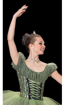Click for more information about It's A New World Leotard