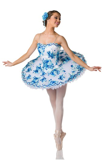 Click to Shop Bluebird Pas De Deux Ballet Costume