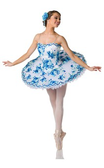 Click for more information about Bluebird Pas De Deux