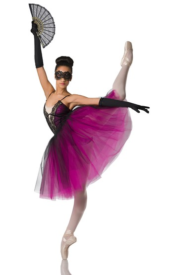 Click to Shop Masquerade Ballet Costume