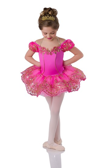 Click to Shop Blushing Pink Tiny Dancers Costume