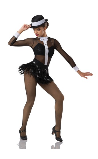 Click to Shop Razzle Dazzle Tap & Jazz Costume