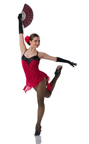 Click to Shop Hey Ma Tap & Jazz Costume