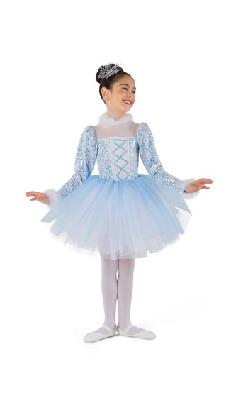 Click to Shop Blue Christmas Ballet Costume