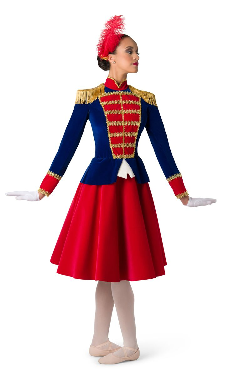 WOMEN'S NUTCRACKER JACKET