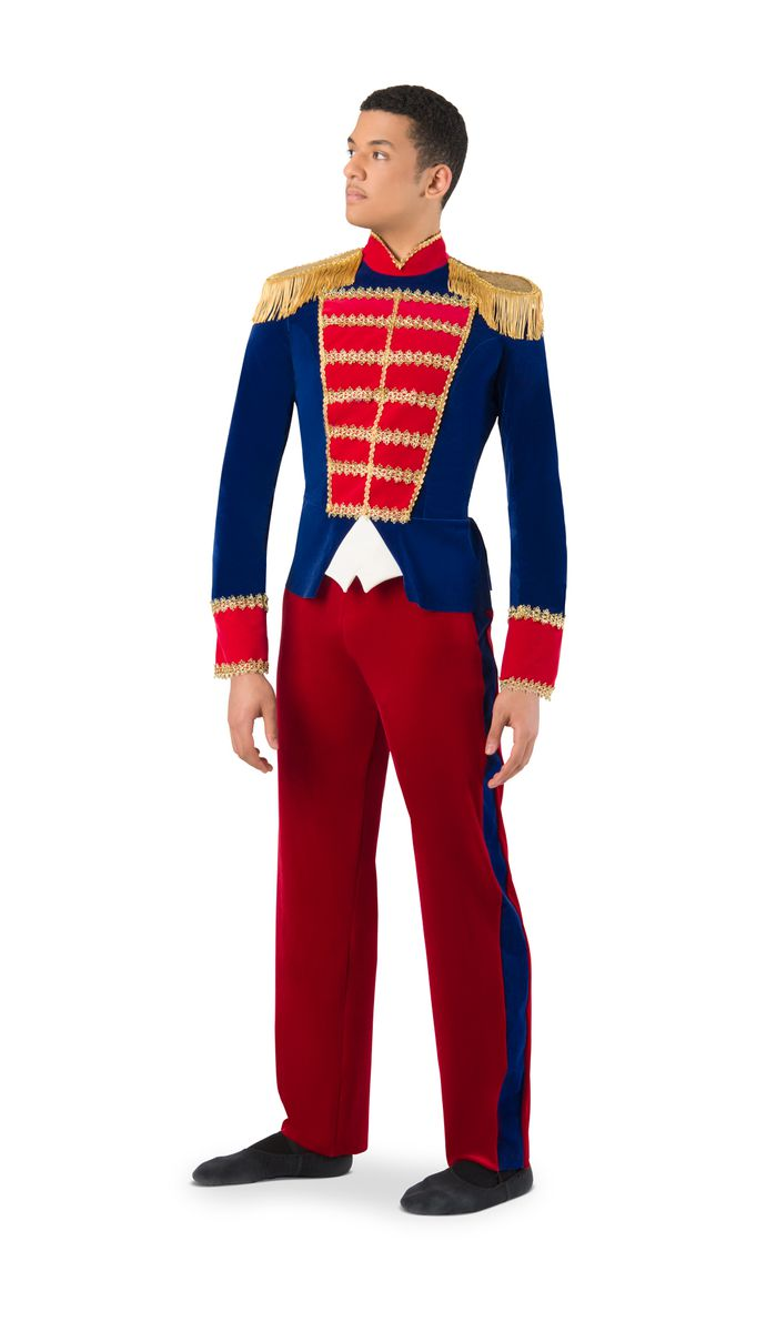MEN'S NUTCRACKER JACKET