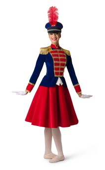 Click for more information about Nutcracker Skirt