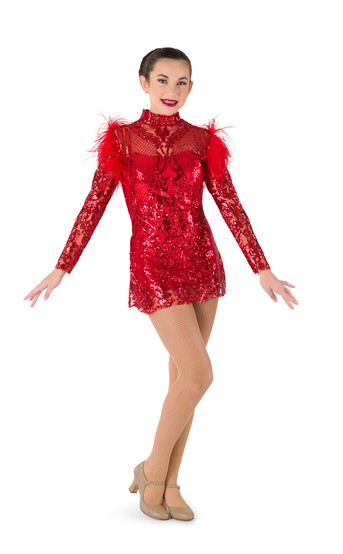 Click to Shop Heartbeat Tap / Jazz Costume