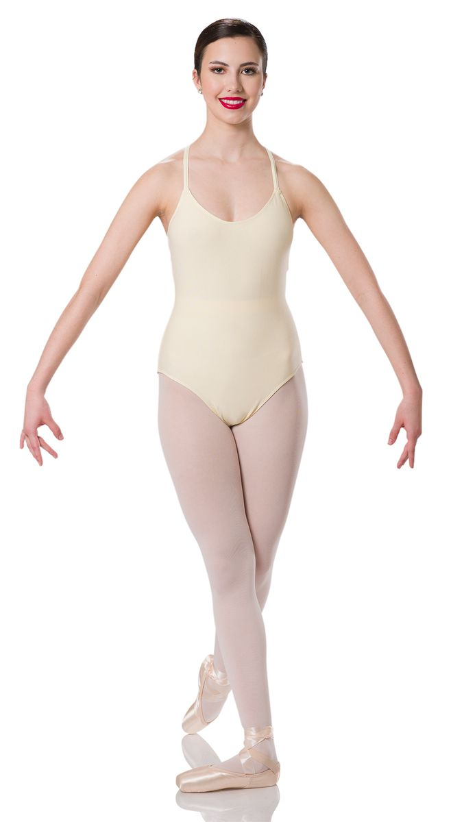 COTTON SPANDEX LEOTARD