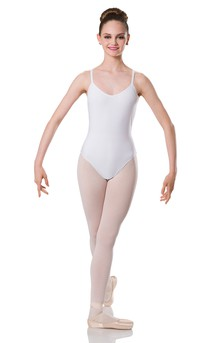 Click for more information about Cotton Spandex Leotards