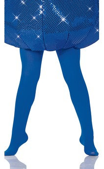 Click for more information about Royal Blue Tights