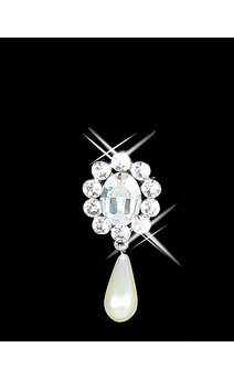 Click for more information about Diamond Brooch