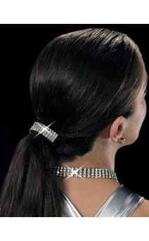 Click for more information about Diamond Pony Tail