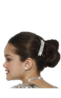 Click for more information about Diamond Barrette