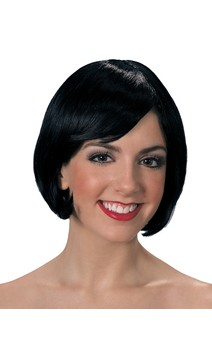 Click for more information about Black Wig