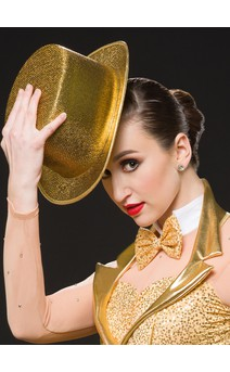 Click for more information about Gold Top Hat