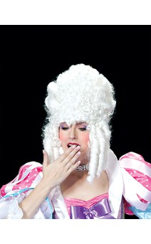 Click for more information about Marie Antoinette Wig