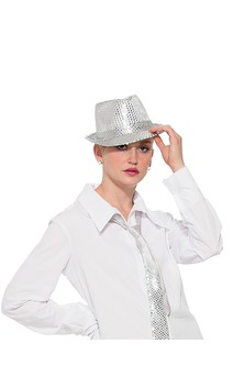 Click for more information about Sequin Fedora