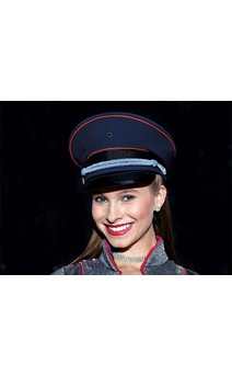 Click for more information about Military Hat