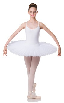 Click for more information about Professional Platter Tutu White