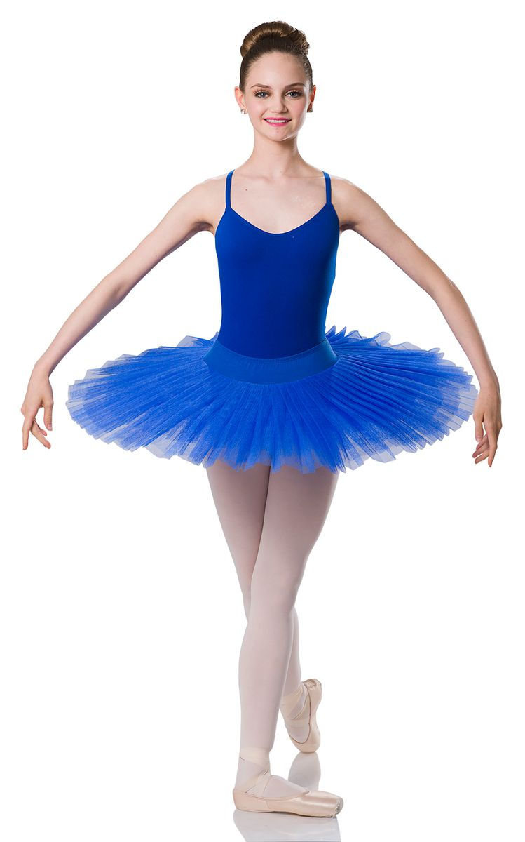 PROFESSIONAL PLATTER TUTU ROYAL