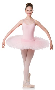Click for more information about Professional Platter Tutu Pink