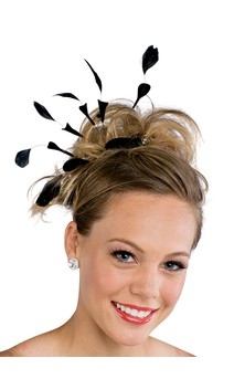 Click for more information about Feather Hair Clip
