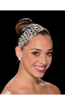 Click for more information about Rhinestone Stretch Headband