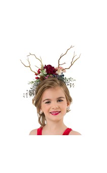Click for more information about Woodland Headpiece