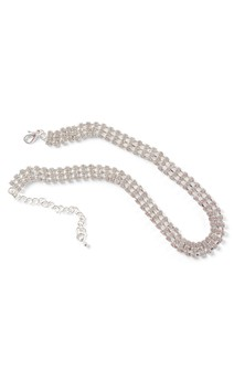 Click for more information about Rhinestone Necklace