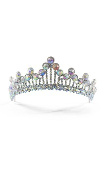 Click for more information about Aurora Borealis Tiara