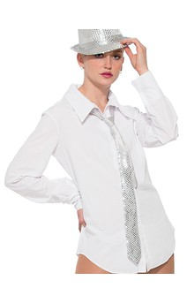 Click for more information about White Dress Shirt